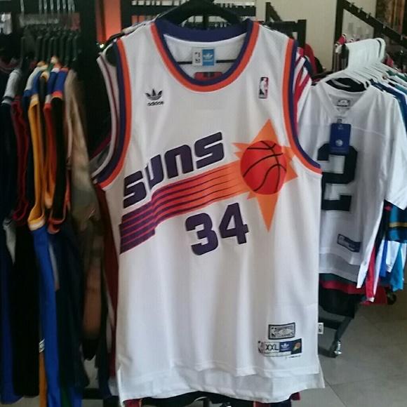 4ff8e3e63d9 adidas Shirts | Charles Barkley Phoenix Suns Jersey | Poshmark